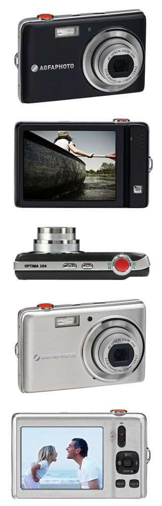AgfaPhoto Optima 103 и 104