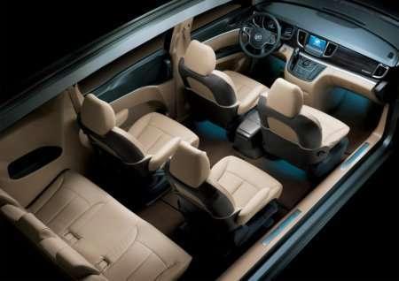 Buick GL8 2011