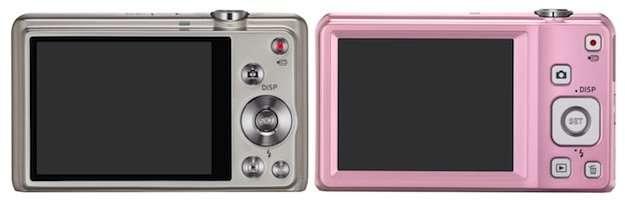 Casio Exilim EX-ZS10 и EX-ZS5