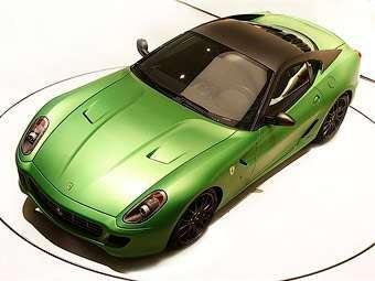 Гибридный суперкар Ferrari