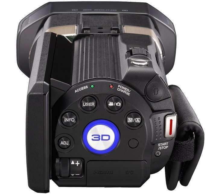 JVC GZ-TD1