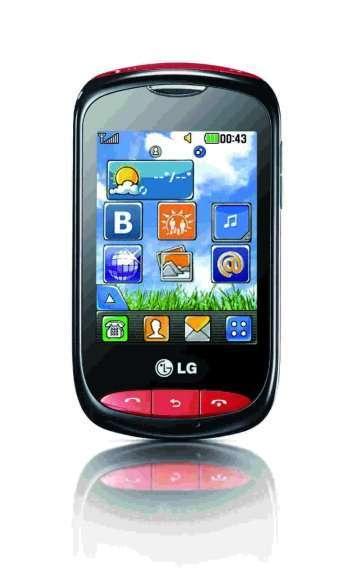 LG Cookie Wi-Fi