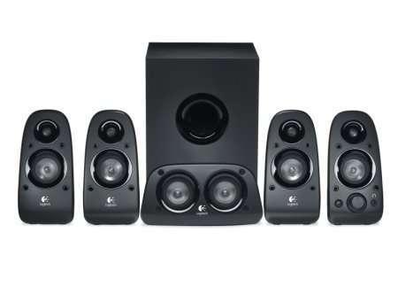Logitech Surround Sound Speakers Z506