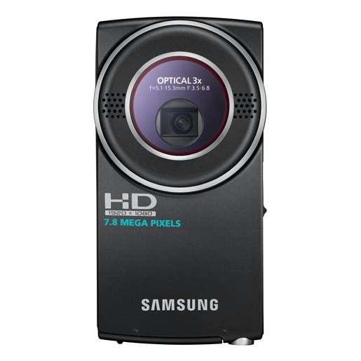 Новые ультракомпактные HD-камеры Samsung