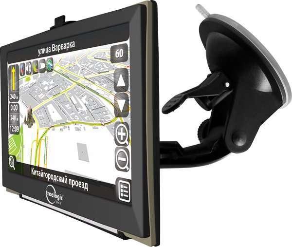 GPS-навигатор Treelogic TL-6001BF AV