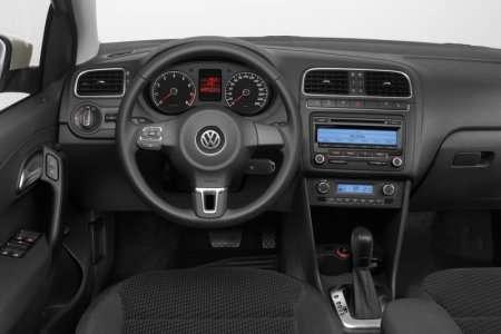 Седан Volkswagen Polo