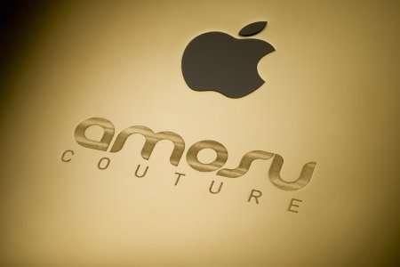 Amosu Diamond 24ct gold IPad