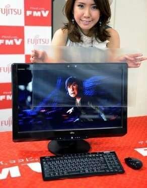 Fujitsu 3D
