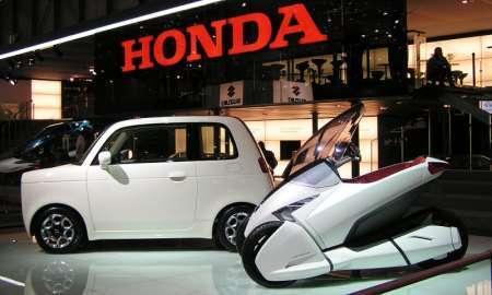 Honda 3R-C и EV-N
