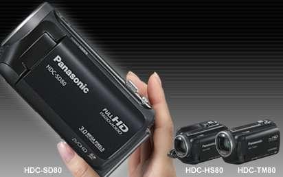 HDC-TM80