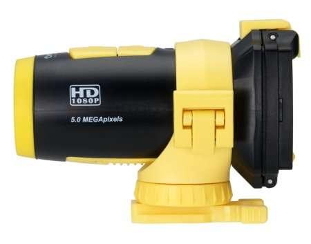Oregon Scientific випустила Full HD камеру для екстремального відпочинку
