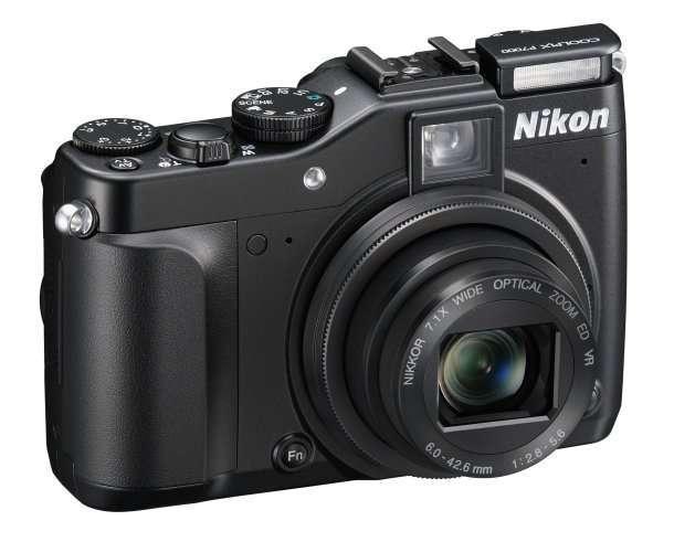 Nikon випустив P7000 – високопродуктивну фотокамеру серії Coolpix