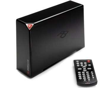 Packard Bell Studio ST: пристрій для зберігання мультимедійних файлів