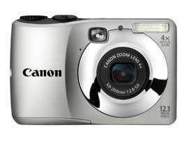 Canon представив 12-мегапіксельну фотокамеру PowerShot A1200