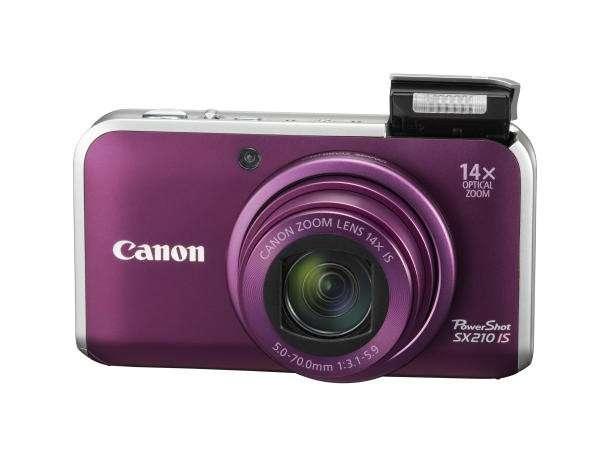 Canon анонсував 4 нових компактних фотокамери