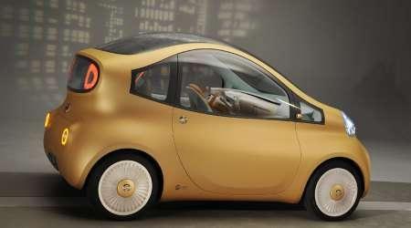 Nissan робить міську надкомпактну модель