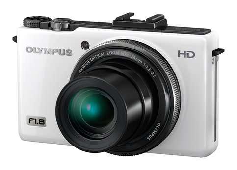 Olympus випустила компактну модель з обєктивом ZUIKO – XZ-1