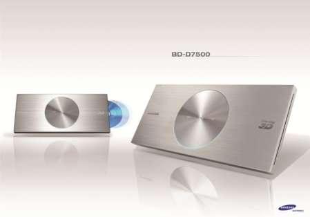 Samsung анонсував нову лінійку 3D Blu-ray плеєрів