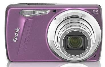 Kodak випустила 14-мегапіксельну фотокамеру M580