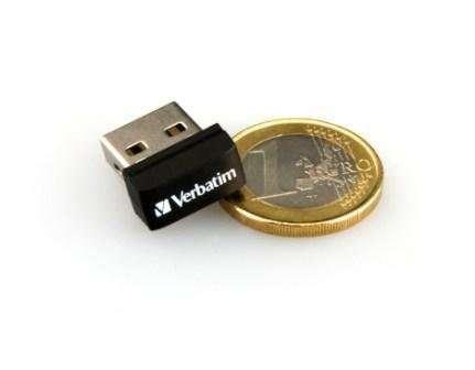 Verbatim випустила флеш-память для нетбуків