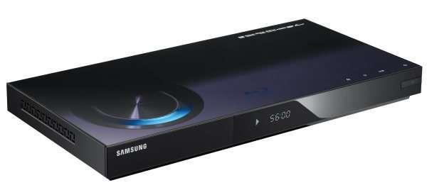 3D Blu-ray плеєр BD-C6900 від Samsung