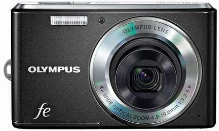 Olympus випустила три моделі фотокамер серії FE